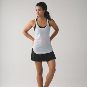 Lululemon What The Sport Singlet Tank Top / White